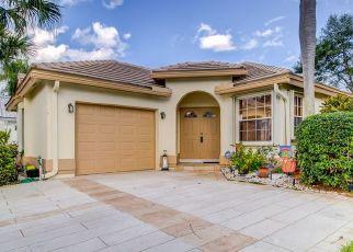 Pre Foreclosure in Boynton Beach 33437 BAY ISLES DR - Property ID: 1786153147