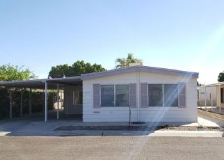 Pre Foreclosure in Yuma 85364 S COYOTE AVE - Property ID: 1786240308