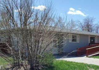 Pre Foreclosure in Gillette 82716 CIRCLE DR - Property ID: 1786251255
