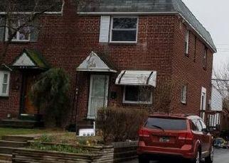 Pre Foreclosure in Glenolden 19036 W ASHLAND AVE - Property ID: 1786963857