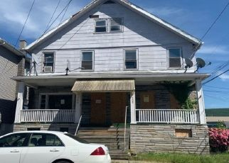 Pre Foreclosure in Wilkes Barre 18702 NEW GROVE ST - Property ID: 1786998447