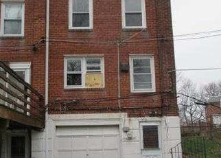 Pre Foreclosure in Darby 19023 TRIBET PL - Property ID: 1787026477