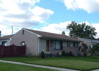 Pre Foreclosure in Warren 48089 HAROLD ST - Property ID: 1787890155