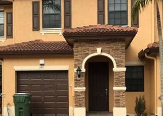 Pre Foreclosure in Homestead 33033 NE 37TH TER - Property ID: 1787959809