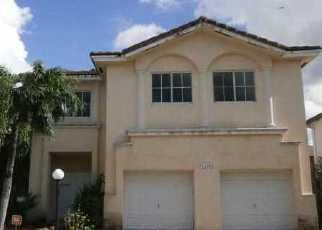 Pre Foreclosure in Miami 33196 SW 157TH PATH - Property ID: 1788027242
