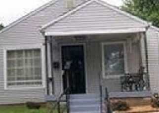 Pre Foreclosure in Indianapolis 46203 SPANN AVE - Property ID: 1788545371