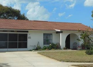 Pre Foreclosure in Port Richey 34668 WINWOOD PL - Property ID: 1788678516