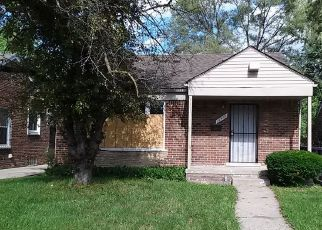Pre Foreclosure in Detroit 48219 NORTHROP ST - Property ID: 1789142784