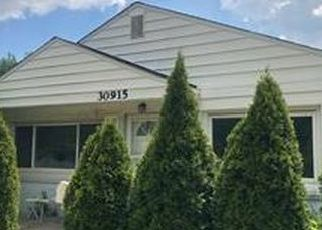 Pre Foreclosure in Westland 48186 CHERRY HILL RD - Property ID: 1789148464