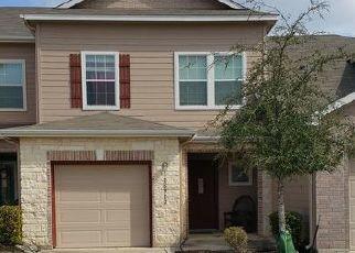 Pre Foreclosure in San Antonio 78260 VILLA TOSCANA - Property ID: 1789212410