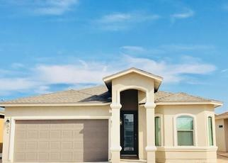Pre Foreclosure in El Paso 79927 COLBERT SHAPLEIGH PL - Property ID: 1789214602