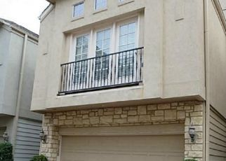 Pre Foreclosure in Houston 77007 SHERWIN ST - Property ID: 1789252261