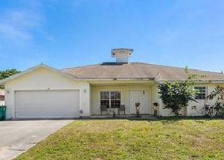Pre Foreclosure in Port Saint Lucie 34953 SW KICKABOO RD - Property ID: 1789575491