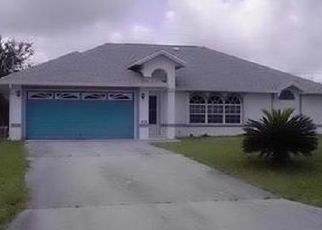 Pre Foreclosure in Port Saint Lucie 34953 SW STILLMAN AVE - Property ID: 1789612273