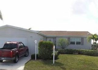 Pre Foreclosure in Port Saint Lucie 34952 SCARLET TANGER CT - Property ID: 1789629807