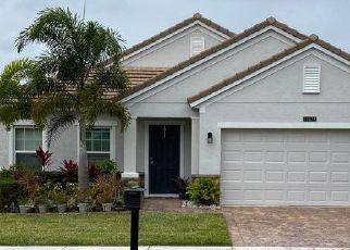 Pre Foreclosure in Port Saint Lucie 34987 SW HALTON ST - Property ID: 1789635489