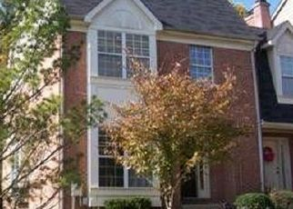Pre Foreclosure in Laurel 20708 ERFURT CT - Property ID: 1789777842