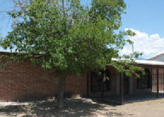 Pre Foreclosure in Tucson 85705 W LIMBERLOST DR - Property ID: 1789803679