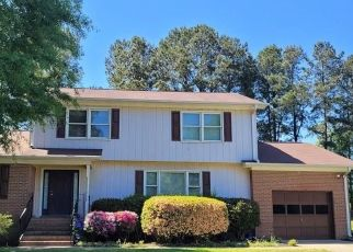 Pre Foreclosure in Monroe 28110 ROLLING HILLS DR - Property ID: 1789987629