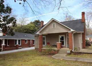 Pre Foreclosure in Concord 28027 WILSHIRE AVE SW - Property ID: 1790053318
