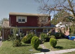 Pre Foreclosure in Elmont 11003 LEIGHTON RD - Property ID: 1790087484