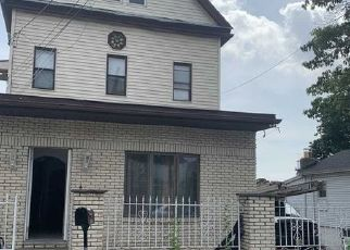 Pre Foreclosure in Belleville 07109 QUINTON ST - Property ID: 1790201801