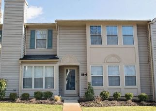 Pre Foreclosure in Freehold 07728 REMINGTON DR - Property ID: 1790238583