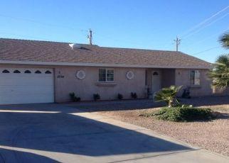 Pre Foreclosure in Lake Havasu City 86403 MINNOW LN - Property ID: 1790360785