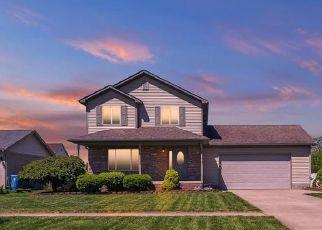 Pre Foreclosure in Carleton 48117 MATTHEWS ST - Property ID: 1790435226