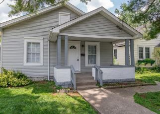 Pre Foreclosure in Louisville 40215 WHEELER AVE - Property ID: 1790610422