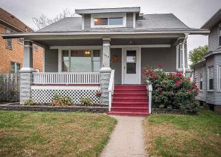 Pre Foreclosure in Davenport 52804 WASHINGTON ST - Property ID: 1790681371