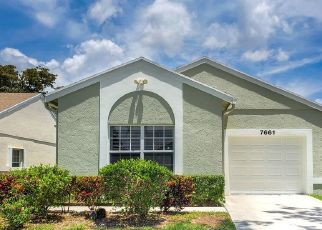 Pre Foreclosure in Delray Beach 33446 MANSFIELD HOLLOW RD - Property ID: 1791119347