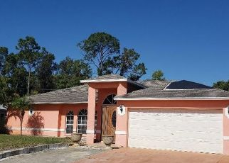 Pre Foreclosure in Fort Myers 33967 TRILLIUM RD - Property ID: 1791203890