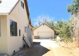 Pre Foreclosure in Littlerock 93543 E AVENUE S8 - Property ID: 1791293215