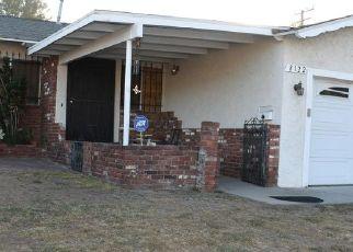Pre Foreclosure in Rosemead 91770 ORANGE ST - Property ID: 1791426364