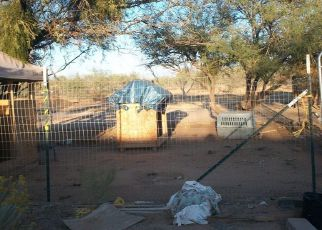 Pre Foreclosure in Tucson 85743 W EMIGH RD - Property ID: 1791832813