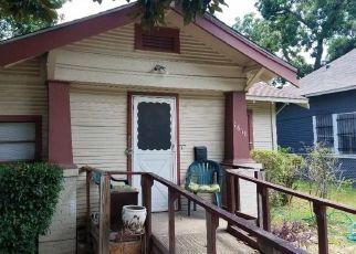 Pre Foreclosure in Dallas 75215 MARBURG ST - Property ID: 1792365825