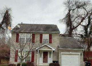 Pre Foreclosure in Lanham 20706 GLADYS CT - Property ID: 1792876949