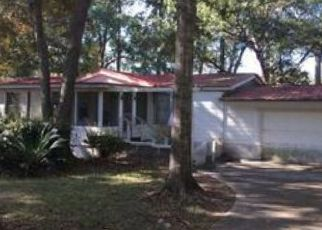 Pre Foreclosure in Tallahassee 32317 PLANTATION FORREST DR - Property ID: 1793286896