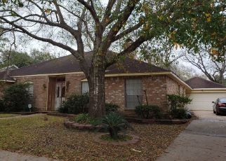 Pre Foreclosure in Houston 77071 PAULWOOD DR - Property ID: 1793384550
