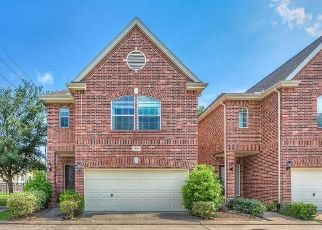 Pre Foreclosure in Houston 77077 OLIVE TRCE - Property ID: 1793433158