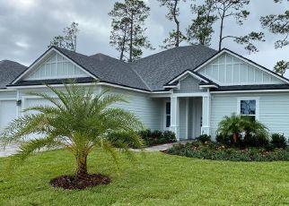 Pre Foreclosure in Saint Augustine 32095 PESCADO DR - Property ID: 1794019166