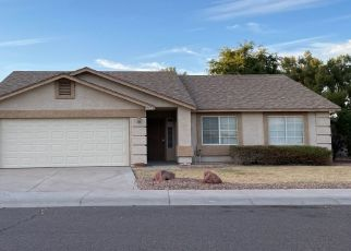 Pre Foreclosure in Chandler 85286 E WILDHORSE PL - Property ID: 1794306488