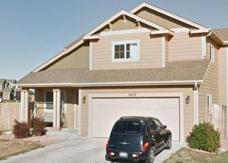 Pre Foreclosure in Cheyenne 82001 SHAWNEE ST - Property ID: 1794463274