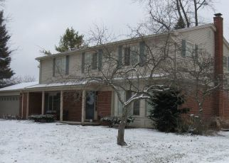 Pre Foreclosure in West Bloomfield 48322 CASTLETON DR - Property ID: 1795303762