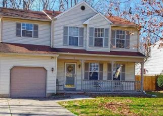 Pre Foreclosure in Sicklerville 08081 ASHLAND AVE - Property ID: 1795789465