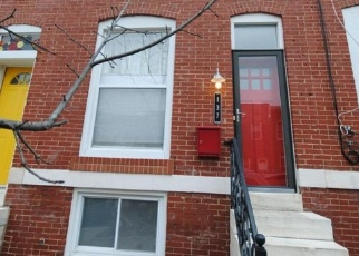 Pre Foreclosure in Baltimore 21224 S CLINTON ST - Property ID: 1796209930