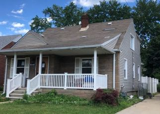 Pre Foreclosure in Wyandotte 48192 18TH ST - Property ID: 1796647456