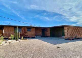 Pre Foreclosure in Tucson 85704 W LOS ALAMOS ST - Property ID: 1796954474