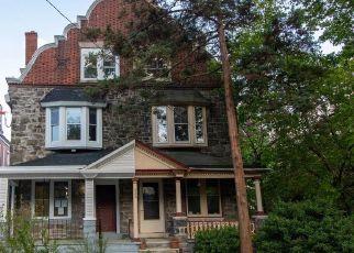 Pre Foreclosure in Philadelphia 19144 W WINONA ST - Property ID: 1797023684